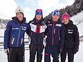 French ski jumping team.JPG
