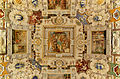 Fresco of settlement of Pope Paul III in Palazzo Farnese (Caprarola).jpg