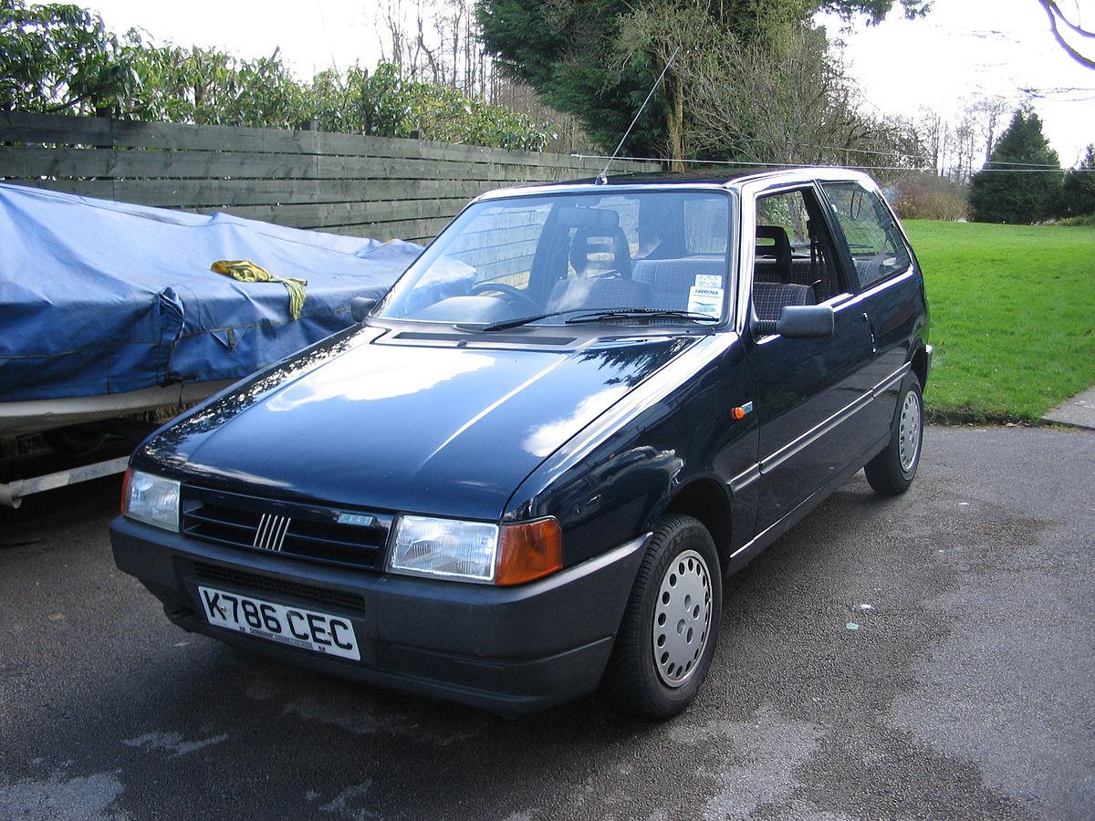 Fiat Uno  U2013 Wikipedie