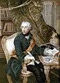 Friedrich II. in seiner Bibliothek (König).jpg