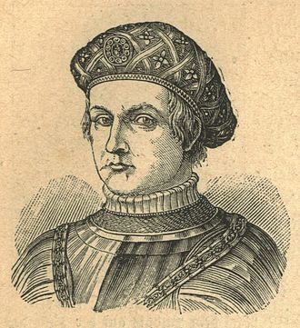 Frederick II, Elector of Brandenburg - Frederick II, Elector of Brandenburg