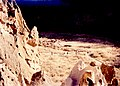 Frijoles Canyon, Bandelier National Monument, 18 March 1996 - 17.jpg