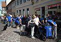 Fußgruppe Verein der Hundefreunde Ladenburg Sommertagszug.JPG