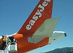 G-EZUO, Airbus A320 of EasyJet, Bilbao Airport, May 2019 (02).jpg