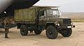 GAZ truck in Azerbaijan.JPG