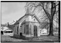 GENERAL VIEW, FROM SOUTHEAST - Handwerker Gingerbread Playhouse, 865 North Thomas Street, Memphis, Shelby County, TN HABS TENN,79-MEMPH,17-1.tif