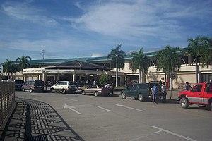General Santos International Airport - Terminal building of General Santos International Airport