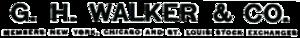 G. H. Walker & Co. - Image: GH Walker logo