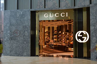 Yorkdale Shopping Centre - A Gucci store in Yorkdale. Since the late 1990s, Yorkdale's management has focused on attracting luxury brand retailers.