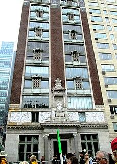 Gainsborough Studios (Manhattan) Residential building in Manhattan, New York