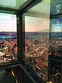 Galata Kulesi-Interior of an elevator-2.jpg