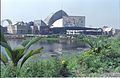 Gate Complex And Convention Centre Complex Under Construction - Science City - Calcutta 1996-02-21 994.JPG