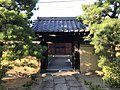 Gate of Shinsoan Temple in Sofukuji Temple 2.jpg