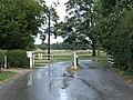 Gated Road, Dalton Park - geograph.org.uk - 1519232.jpg
