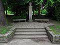 Gdańsk pomnik Adama Mickiewicza w Parku Oliwskim.JPG