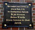 Gedenktafel Tilemann Dothias Wiarda.JPG