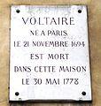 Gedenktafel Voltaires Sterbehaus.JPG