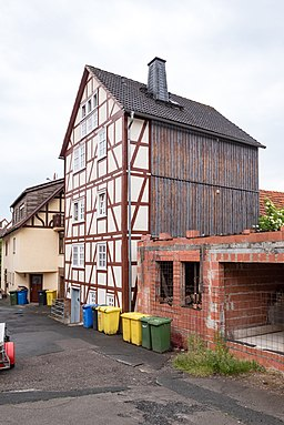 Geismarer Straße in Frankenberg (Eder)