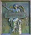 General Graf Neidhardt von Gneisenau statue – Socle, front panel.jpg