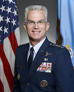 Vice Chairman of the Joint Chiefs of Staff - Image: General Paul J. Selva, USAF (VJCS)