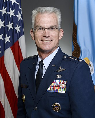 Paul J. Selva - Image: General Paul J. Selva, USAF (VJCS)