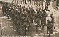 Gentlemen of India marching to chasten German hooligans 1914.jpg
