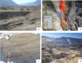 Geomorphosites in the Andagua valley.png
