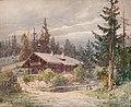 Georg Janny - Waldschule in Alpl - Rosseggers Waldheimat, 1928.jpg