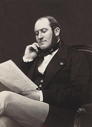 Georges-Eugène Haussmann - Image: Georges Eugène Haussmann BNF Gallica