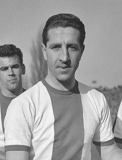 Ger van Mourik Dutch football player (1931-2017)
