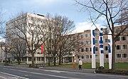 Geschäftsstelle der Deutschen Forschungsgemeinschaft in Bonn-Bad Godesberg