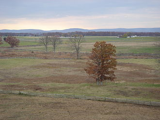 Gettysburg Battlefield - Image: Gettysburgbattlefiel d