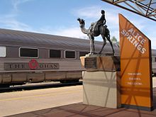 alice springs muslim For the muslim camel drivers by the time the alice springs connection was complete, the ghan was running at a financial loss the ghan at alice springs.