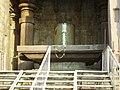 Giant Shivalingam inside the Bhojpur Shiva Temple.jpg