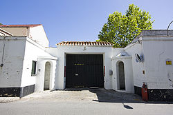 Gibraltar Archives entrance.jpg