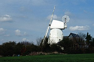 Gibraltar Mill, Great Bardfield - Image: Gibraltar Mill