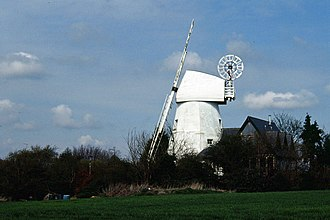 Great Bardfield - Image: Gibraltar Mill