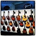 Gibson guitars, CES2013.jpg