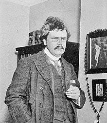 G K Chesterton Wikiquote