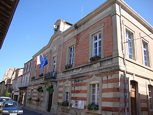 Gimont - The town hall