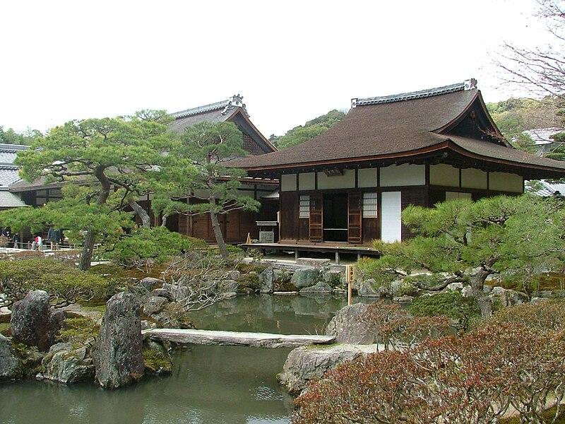 Ginkakuji Temple Togudo 2009 059.jpg