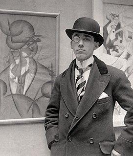 Gino Severini Italian painter