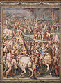 Giorgio Vasari - The emperor Massimiliano lifts the siege from Livorno - Google Art Project.jpg