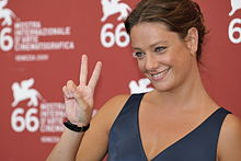 Giovanna Mezzogiorno - 66th Venice International Film Festival, 2009 (2).jpg