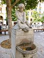 Girona - Plaza de Sant Agustí (Plaza de la Independencia) 08.JPG