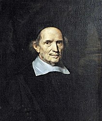 Portrait of Gisbertus Voetius