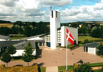 Gistrup - Gistrup Church