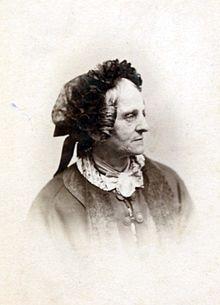 Emilie von Gleichen-Rußwurm um 1860 (Quelle: Wikimedia)