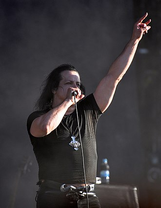 Glenn Danzig - Danzig performing at the Wacken Open Air (2013)