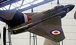 Gloster Javellin FAW.1, S n XA564, RAF Museum, Cosford. (4749718698).jpg